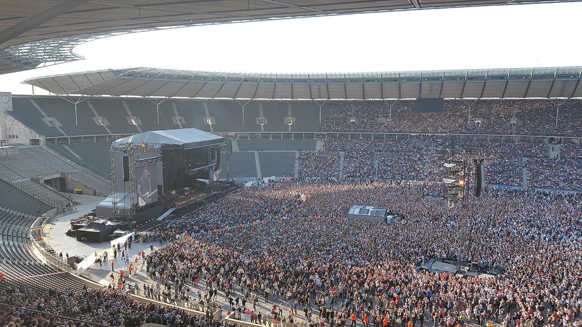 Olympiastadion Berlin B E S T Veranstaltungsdienste Gmbh